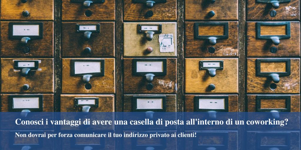 casella postale coworking milano loreto