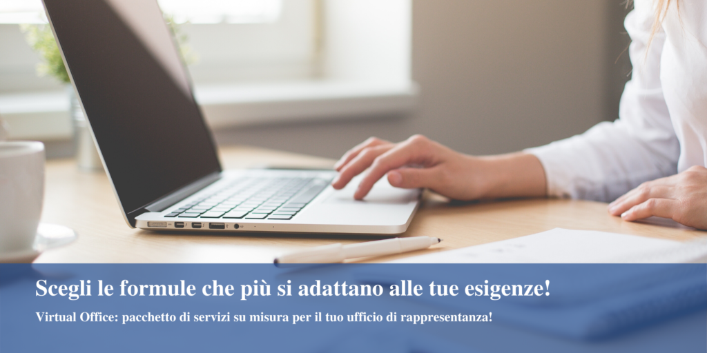 virtual office in coworking milano