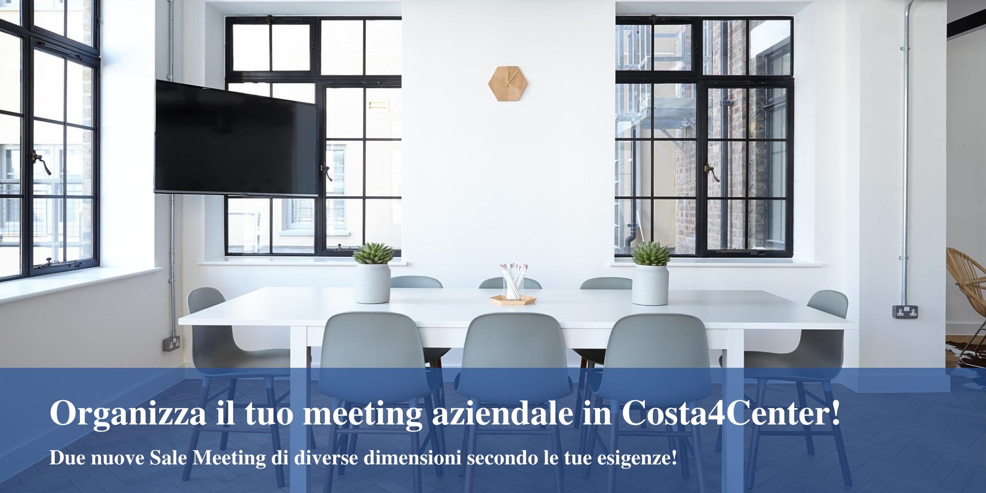 sala riunioni costa4center milano loreto